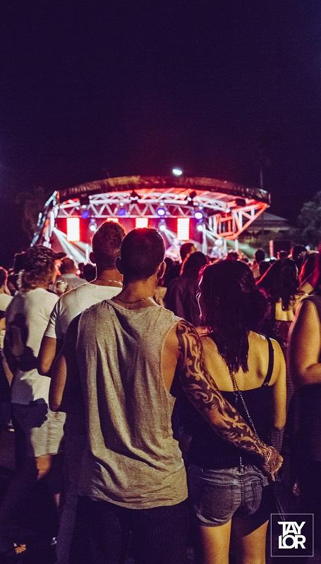 King Social Festival Band