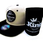 King Social Snapback and Cooler