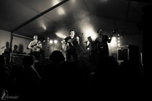 King Social performs at BIGSOUND 2016